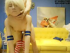 Astonishing Porn Clip Creampie Crazy Show